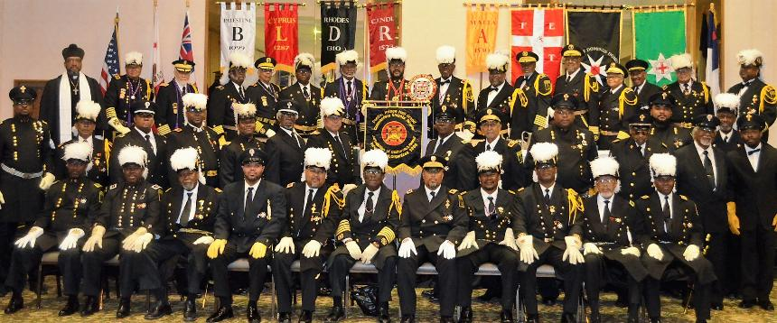 Pacific Prince Hall Grand Commandery Knights Templar California and ...